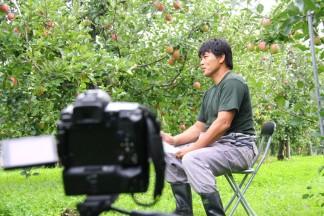 PLANET OF THE APPLES りんごの惑星 工藤 昌弘