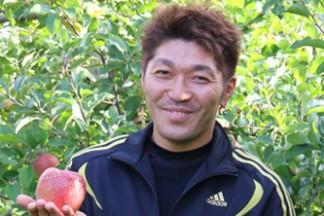 RED APPLE(赤石農園) 赤石 淳市(あかいし じゅんいち)